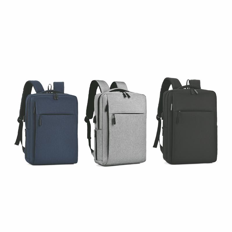 客製化極簡電腦雙肩後背包