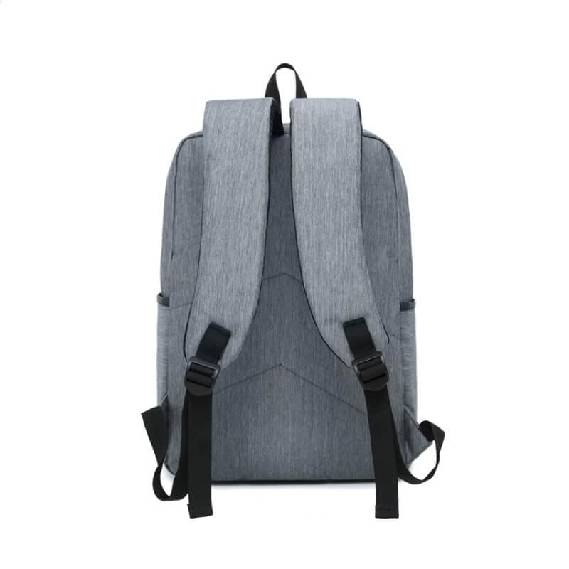 訂製簡約休閒雙肩後背包